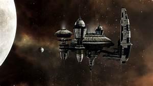 Eve Online - Amarr Spacestation by Vollhov on DeviantArt