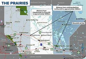 Want To Build A Pipeline  Consider The Manitoba Coast