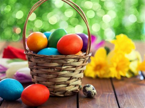 easter egg how a bunny baskets and eggs got connected with easter abc news
