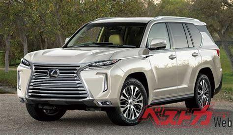2020 lexus lx 570 2020 lexus lx 570 gets sport package in usa lexus enthusiast