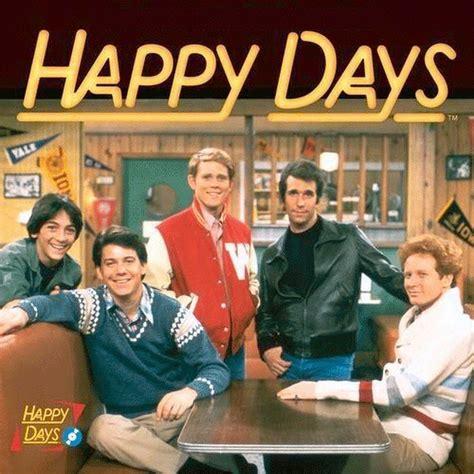 happened   cast  happy days