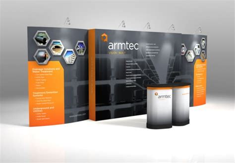 Backdrop Display by Design A Backdrop Tradeshow Booth Or Retractable Banner By