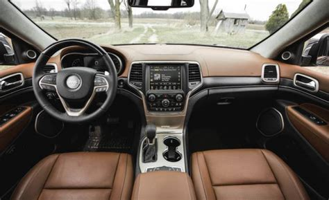 jeep grand cherokee review srt hemi price  suv