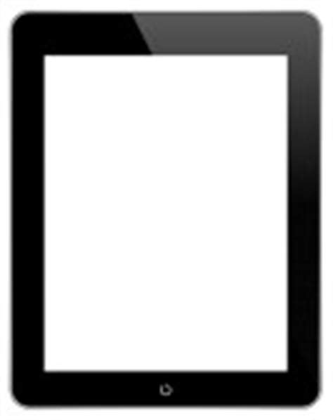 touch clipart black and white tablet clipart black and white clipart panda free
