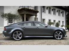 Audi RS7 Sportback Exterior and Interior YouTube