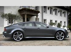 RS7 Sportback Private Fleet