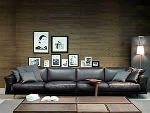 470 fancy canape en cuir by vibieffe design gianluigi landoni With canapé cuir 4 places design