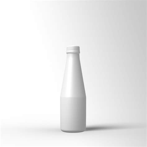 bottle template white bottle template design psd file free