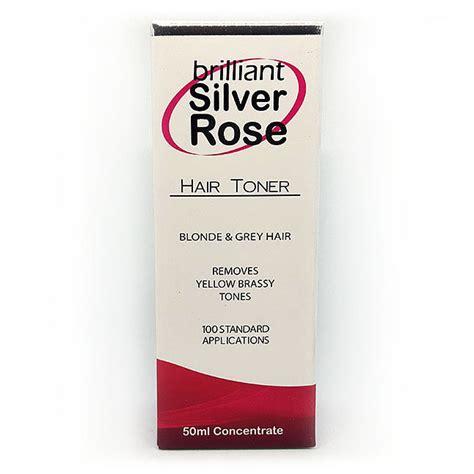Brilliant Silver Rose 50ml Brilliant Worlds Fastest Toner