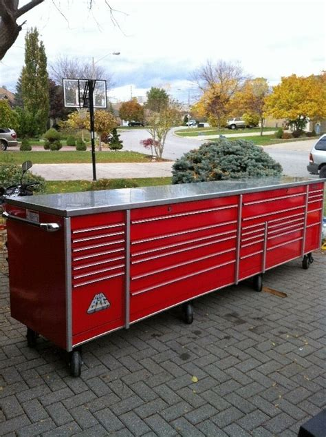 snap   big  bay tool box bigger  matco