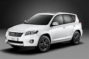 Toyota Rav4 Dynamic Edition : toyota rav4 white edition le suv blanc blog automobile ~ Maxctalentgroup.com Avis de Voitures