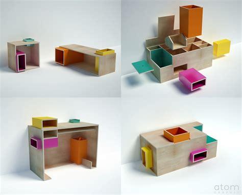 petits meubles de cuisine serie mobilier pour enfant 2011 atom graphic
