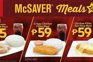 Make your day better with McDonald's McSaver Meals - SUNSTAR