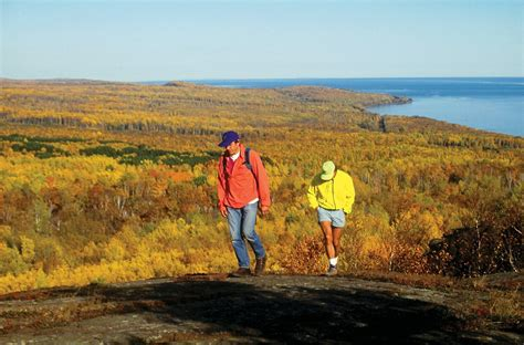 mile long superior hiking trail