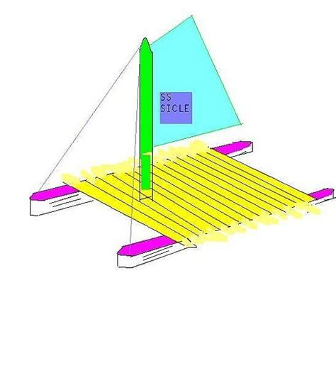 How To Make A Boat Using Craft Sticks by How To Make A Boat With Popsicle Sticks Popsicles Boats