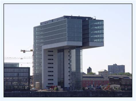 Kranhaus Köln Foto & Bild  Architektur, Baustellen