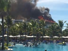Hard Rock Punta Can a Fire