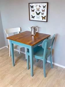 Küchentisch Kleine Küche : die 25 besten kleiner esstisch ideen auf pinterest kleiner k chentisch kleiner tisch und ~ Watch28wear.com Haus und Dekorationen
