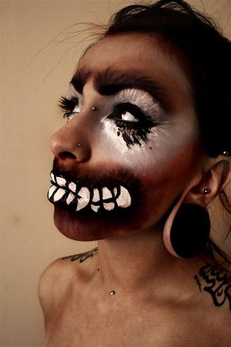 crazy halloween makeup ideas magment