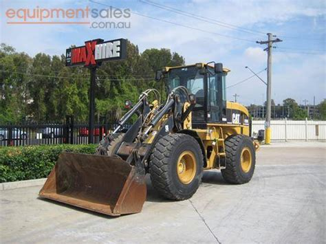 used 2004 caterpillar it28g integrated tool carrier for sale