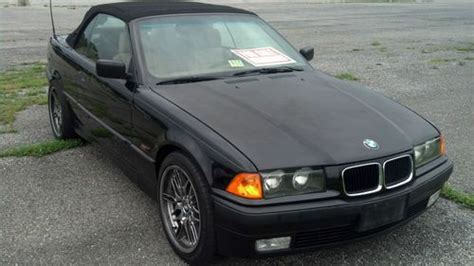 Find Used 1994 Bmw 318i Base Convertible 2door 18l In