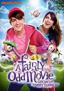 A Fairly Odd Movie: Grow Up Timmy Turner - Now Available ...
