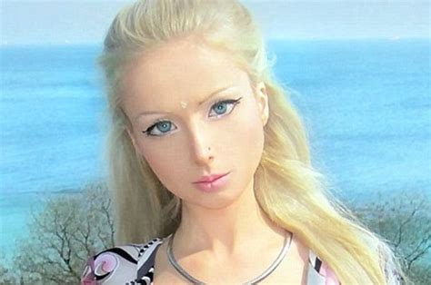 Human Barbie 'stops Eating And Drinking' In Attempt To