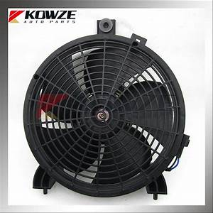 Air Condition Cooler Condenser Fan For Mitsubishi Pajero