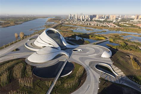 MAD, the new Cultural Center in Harbin