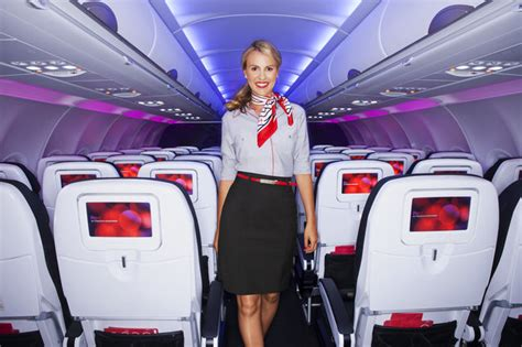flight attendant uniforms   fashion statements
