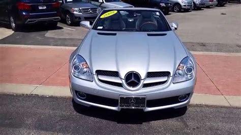 6500 perimeter loop road dublin, oh 43017 abd. 2009 Mercedes-Benz SLK 300 from Crown Mercedes-Benz of ...
