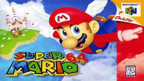 Why Super Mario 64 Is My Favorite Game Ign Video