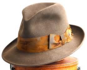 Great Gatsby Fashion for Men Fedora Hats