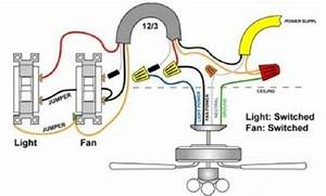 Harbor Breeze Ceiling Fan Wiring