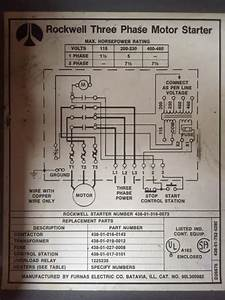 Diagram Single Phase Motor Starter