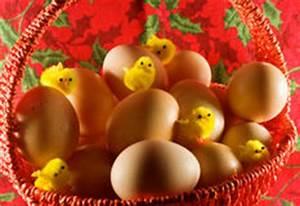 Ostern kleine gelbe Hühner und einfache Eier Lizenzfreies