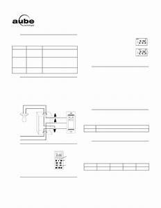 Aube Technologies Ti035 User U0026 39 S Manual