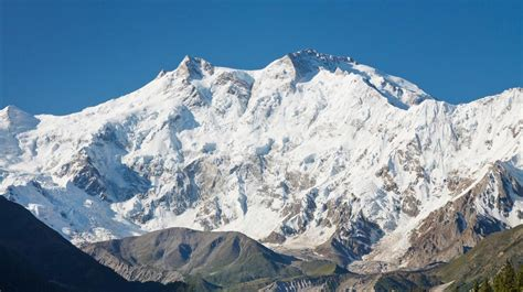 A Peek At The Most Challenging Mountains To Climb In The World