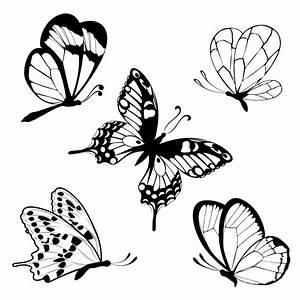 Dessin Facile Papillon : coloriage papillons facile ~ Melissatoandfro.com Idées de Décoration