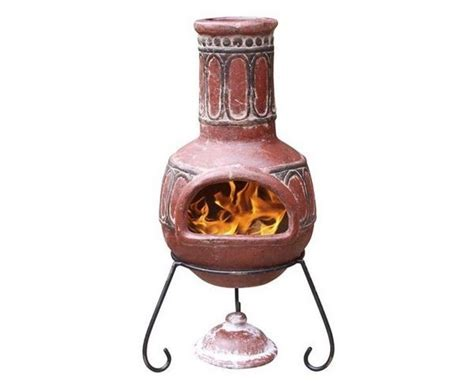 17 Best Images About Garden Chiminea On Pinterest