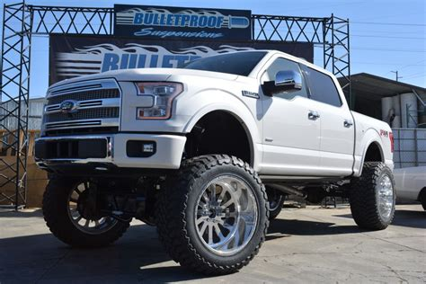 Ford F150 1012 Inch Suspension Lift Kit 20152018