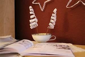 Diy Deko Weihnachten : deko liebe und zwei diy ideen mit spitze handmade kultur ~ Whattoseeinmadrid.com Haus und Dekorationen