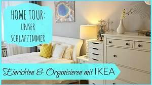 Nähzimmer Einrichten Mit Ikea : einrichten organisieren mit ikea unser schlafzimmer beautythoughtsbyalex youtube ~ Orissabook.com Haus und Dekorationen