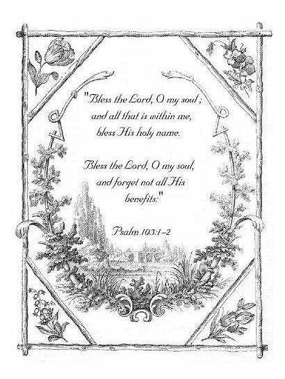 Coloring Psalm Pages Psalms Bible Cool Uploaded