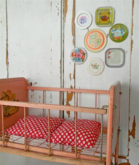 cuisine at home idée déco chambre bébé vintage