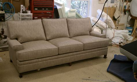 Personalized Sofa by Custom Sofa By Alfred S Upholstery Co Custommade
