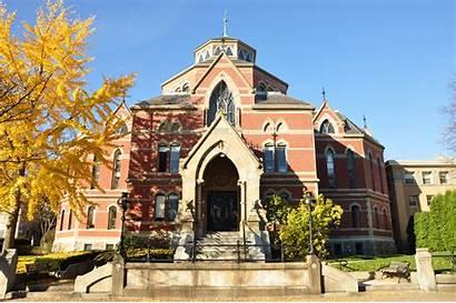 University Brown Colleges Hall Robinson Rhode Island
