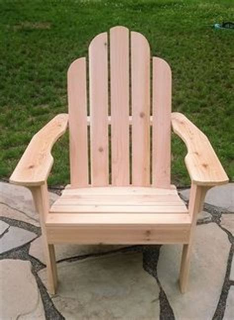 adirondack in the series western cedar