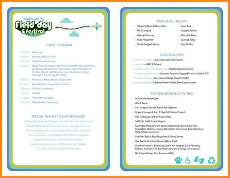 wedding ceremony program template shatterlioninfo