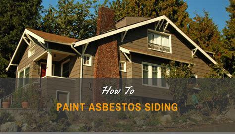 paint asbestos siding family health wellness